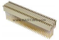 DIN-Signal harbus64-160FP-17C1-1w/oFl