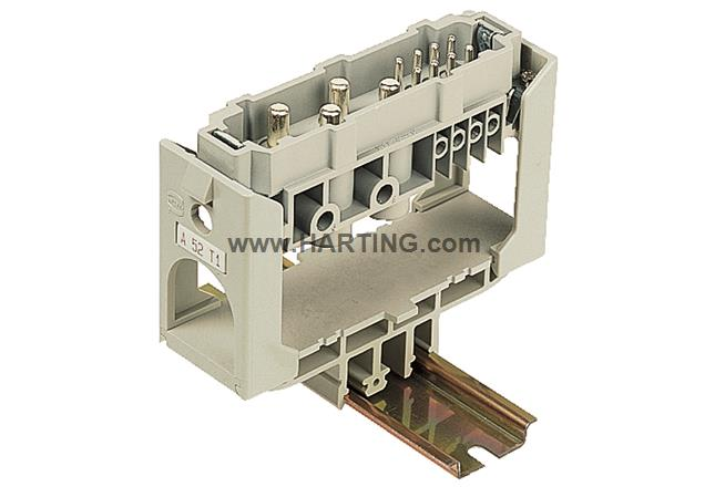 Han-Snap Standard Rail Fixing Type 6/10