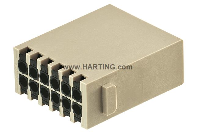 Han DD Quick-Lock module, male