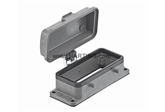Han 16B-HBM 4pegs cover metal