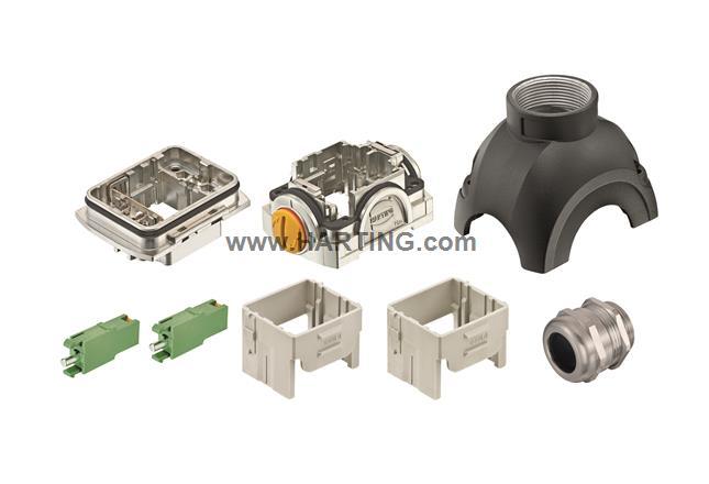 Han-Yellock 30 kit, Modular, straight