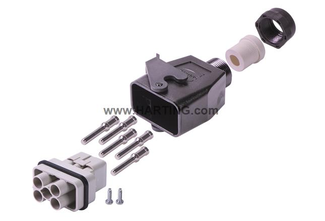Kit Q4/2 M 6qmm HCC
