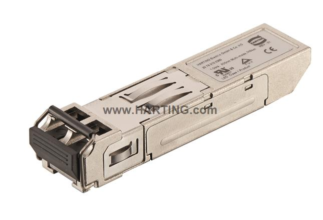 Ha-VIS GbE SFP Transceiver MM L550