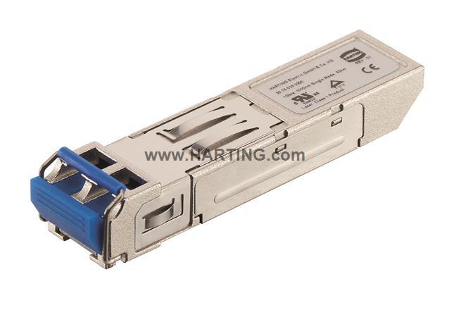 Ha-VIS GbE SFP Transceiver SM L80