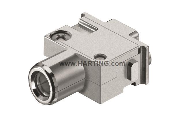 Han PE-module fem. crimp 16qmm