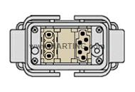 Drive connector kit ABB7