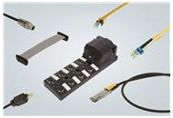 System cables, cable assemblies and distribution boxes
