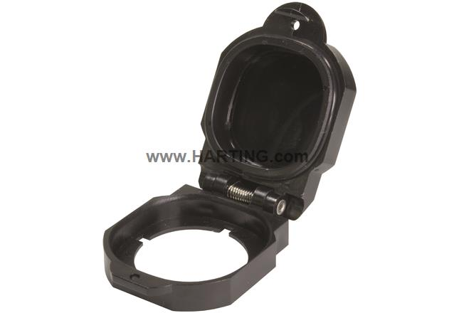 har-port sealing cover IP65/67 black