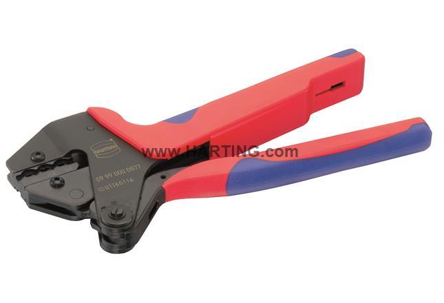 Crimping tool Han-Fast Lock 4-10mm² angl