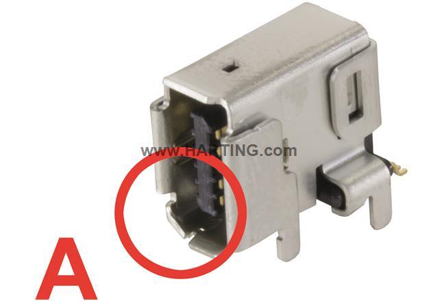 ix Industrial 10A-1 jack AV (T&R400)
