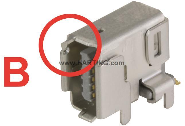 ix Industrial 10B-1 jack AV (T&R400)