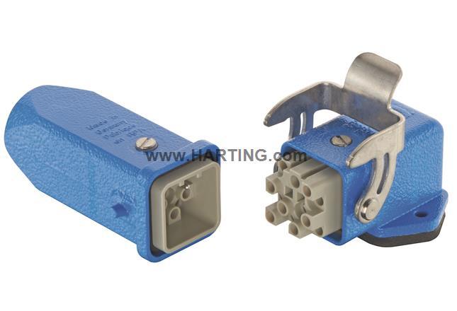 Han Ex Q12 Kit HBM angled/HTE-M20