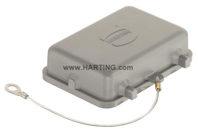 Han 32A-Cover w. cord (Plastic)