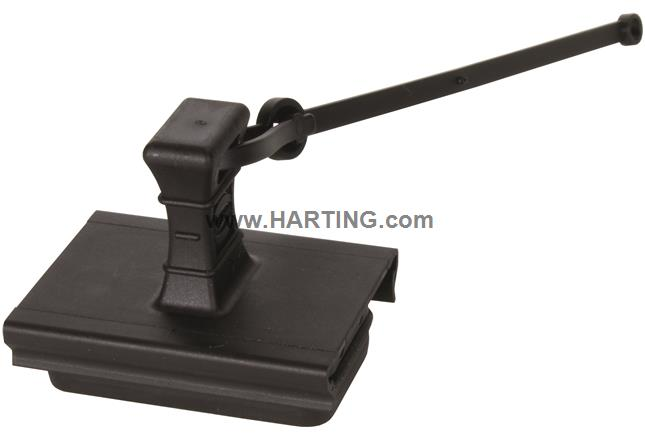 Han PP Power L cover device IP65 100pcs