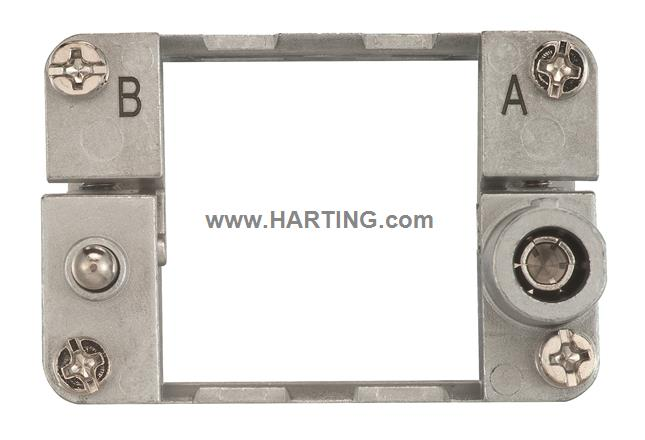 Han Modular Frame 6 Hood 2 Module A B H Harting Technology Group