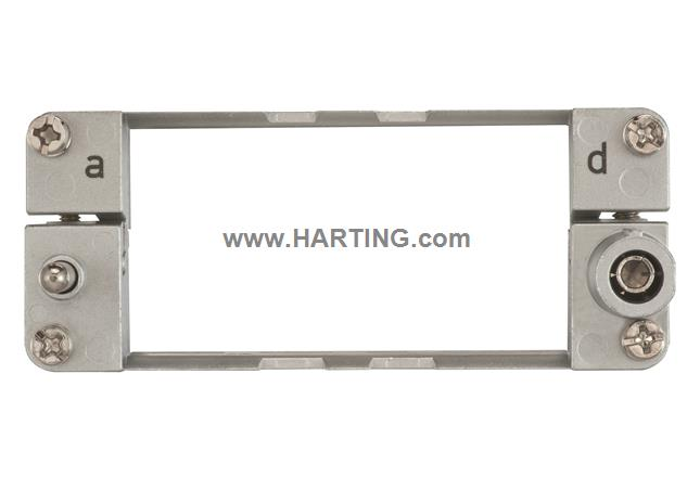 Han Modular frame 16 housing 4 module a-