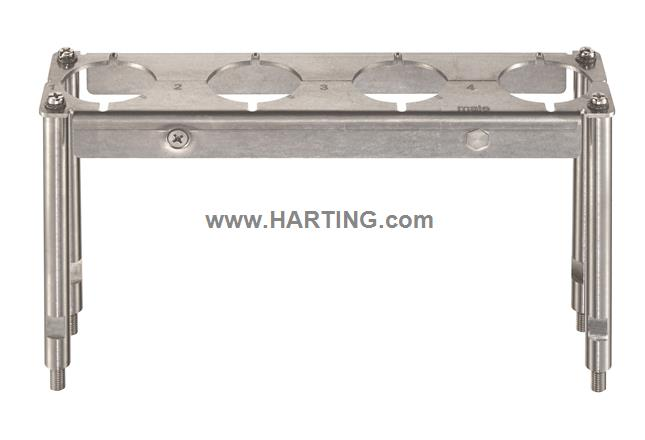 Frame Han 34HPR EasyCon 4xHC650 m