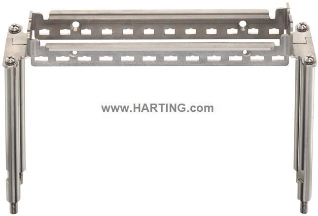 Hinged frame 12xMod A-L Han34HPR EasyCon