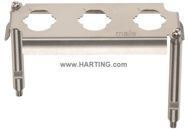 Han 16HPR EasyCon Frame-M 3xHC250A