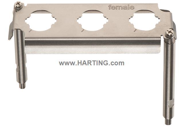 Han 16HPR EasyCon Frame-F 3xHC250A