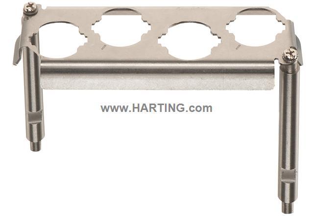 Han 16HPR EasyCon Halterung-M 4xHC250A