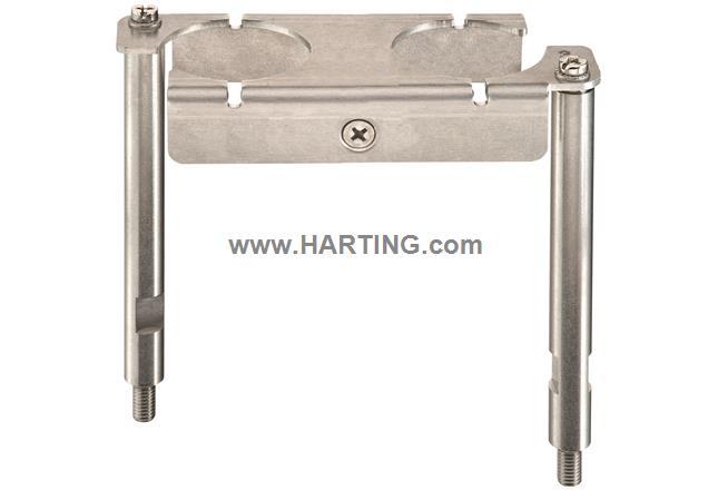 Han 16HPR EasyCon Frame-M 2x650A