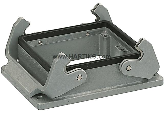 Han 32B Base Panel 2 Levers