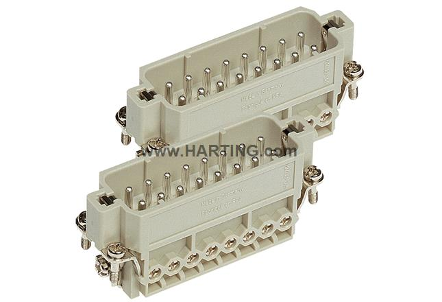 Han 16A-M-s (33-48) wire protection
