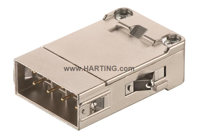 Han Gigabit insert M Cat. 7 (shield-GND)