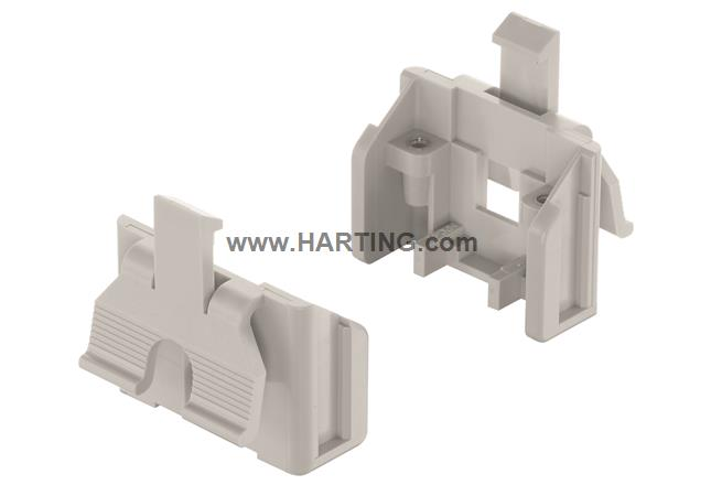 Han-Snap Latching Parts w/o StrainRelief