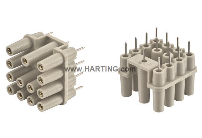 Han Q12/0 PCB Adapter