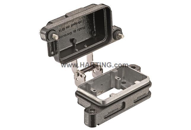 Han 6HPR Base Panel Screw lock. Cover