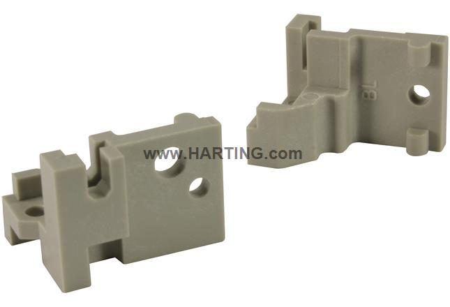 DIN-Power fixing bracket BR15mm nut