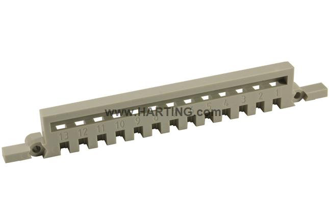 DIN-Power code comb D20