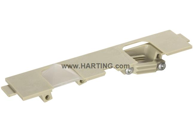 DIN-Power round cable insert 2x11