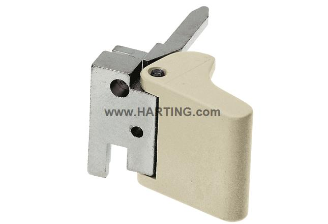 DIN-Power fixing bracket right D20 metal