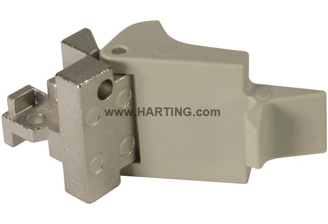 DIN-Power bracket rightD20metal no screw