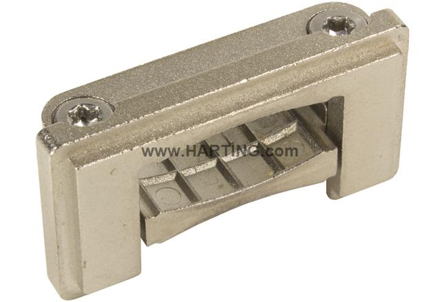 DIN-Power cable clamp D20 slim