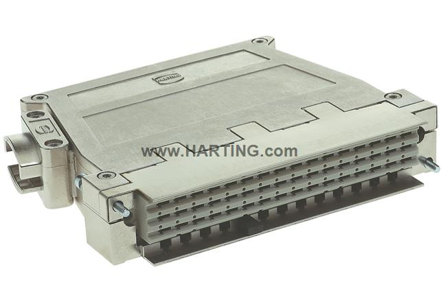 DIN-Power shell housing D20 metall emv