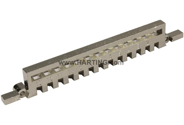 DIN-Power D20 coding comb100mm metalliz