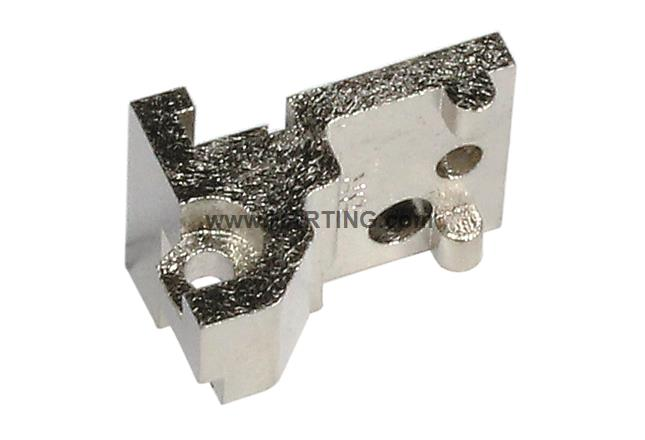 DIN-Power fixing bracket BR15mm metalliz
