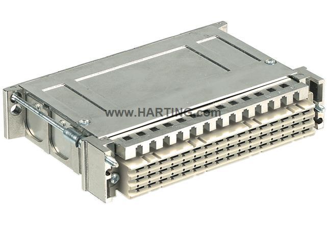 DIN-Power shell housing D20/4-m