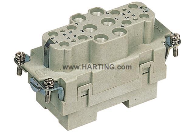 Han K 6/12 Pos. F Insert (6-10mm2)
