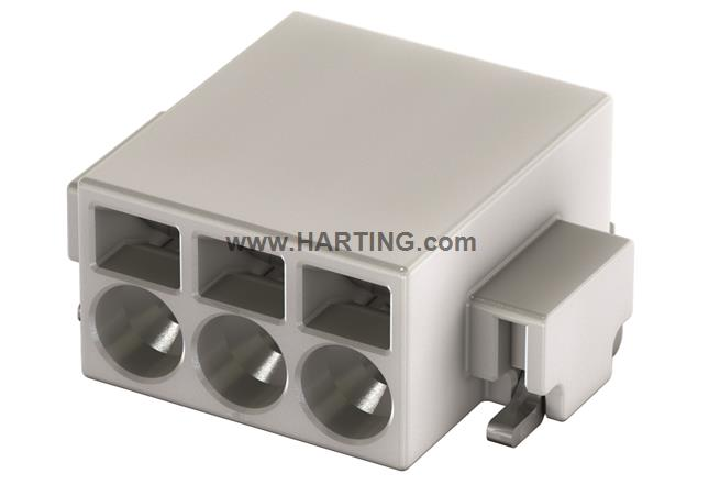 har-flexicon 2,54 TSPH-3 T24 WH 500pcs