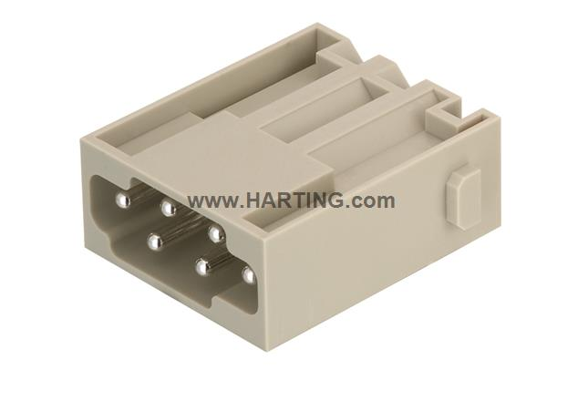 Han E Quick-Lock module, male
