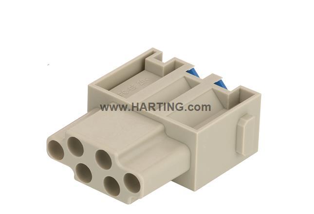 Han E Quick-Lock module, female