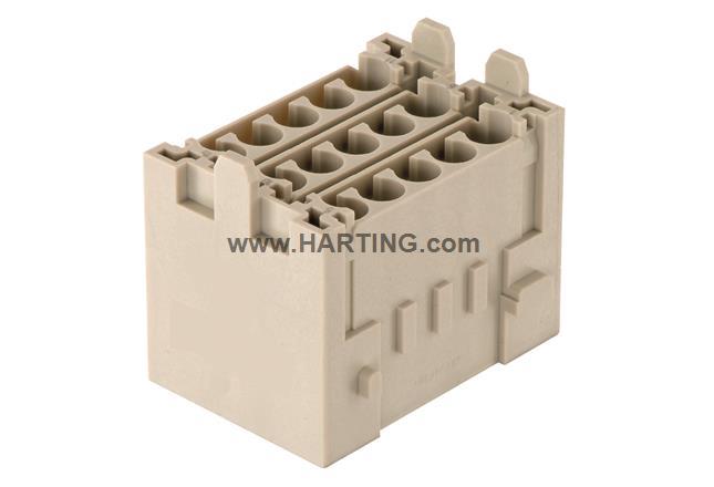 Han 15E Female Multiplier Block