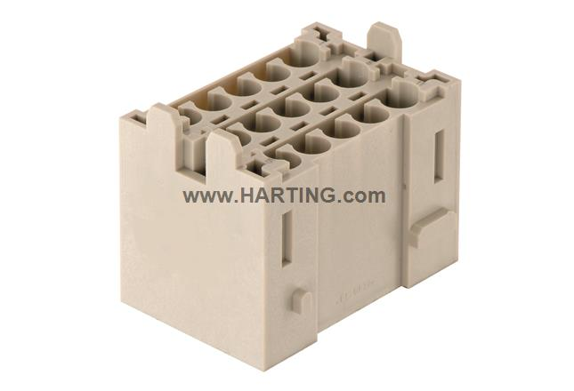 Han 15E Male Multiplier Block