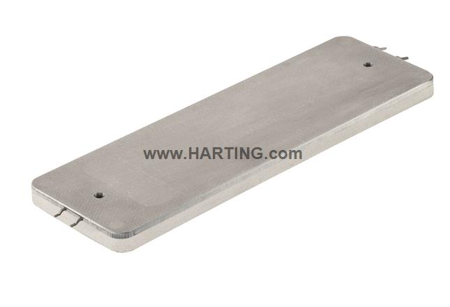 Han 64EEE Cover plate with gasket