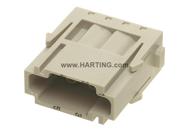 Han E module, crimp male